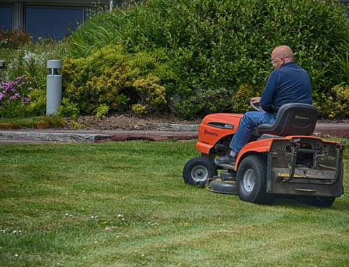 How To Prevent Flat Lawn Mower Tires All Season