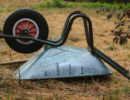 The Best Solution For Fixing A Flat Wheelbarrow Tire