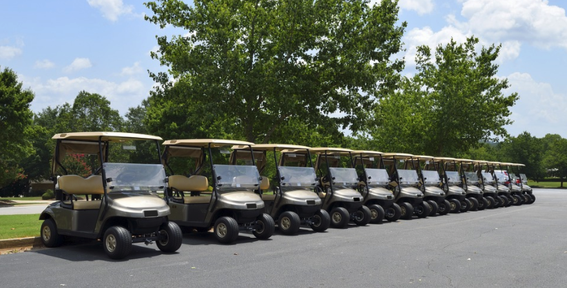 how to save money on golf cart tires