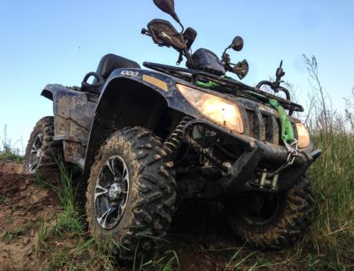 Your Flat ATV Tire Deserves Better Than Tire Plugs.